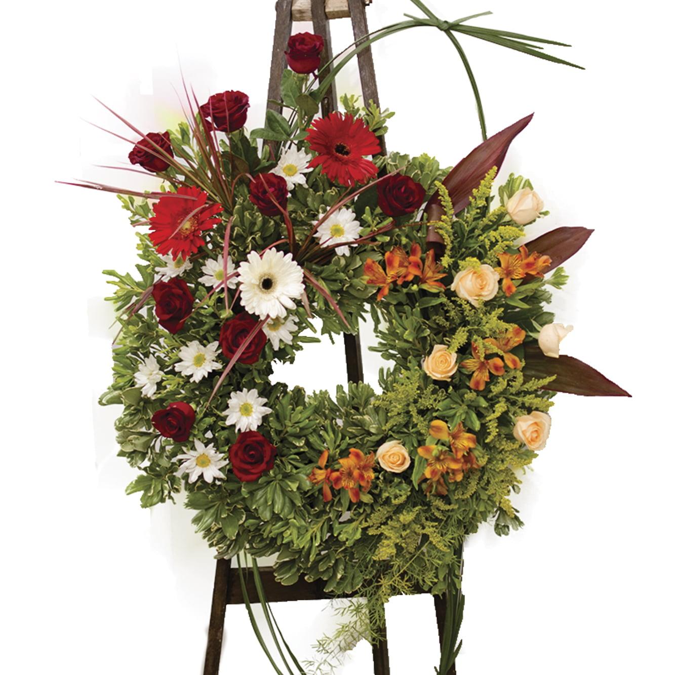 Coroa de Flores Sentimentos